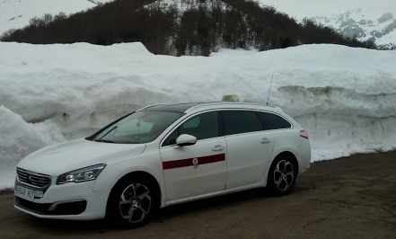 taxi nieve