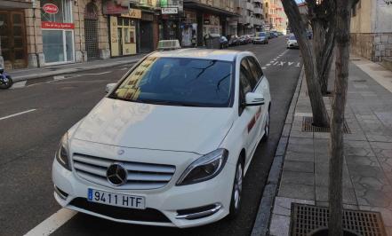 taxi Ramón y Cajal Bilbao
