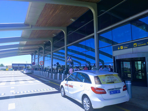 taxi aeropuerto Valdevimbre