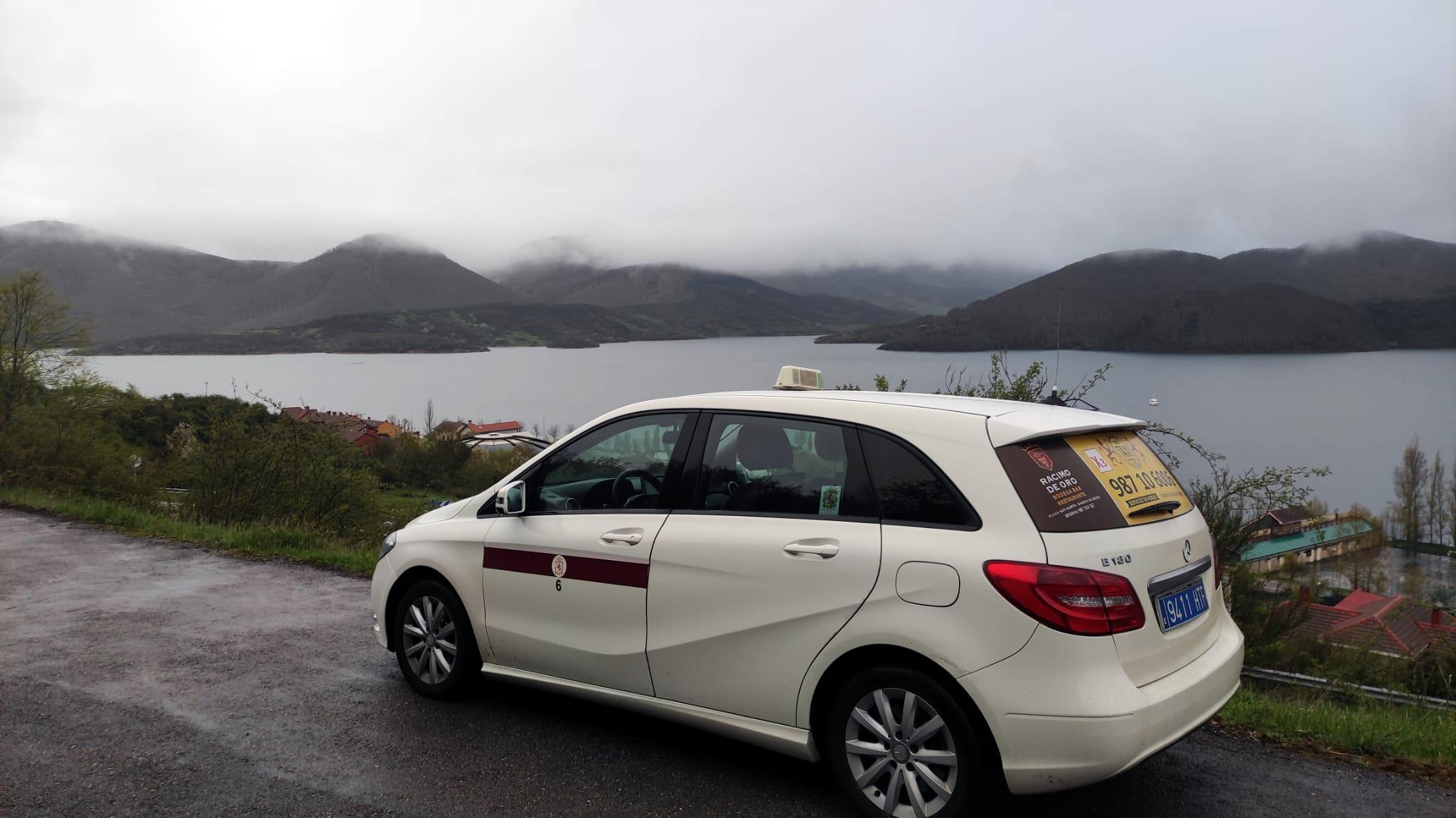 taxi  Montaña